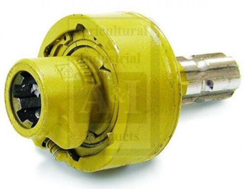 Overrunning Pto Coupler : Heavy duty pto over running clutch f m a