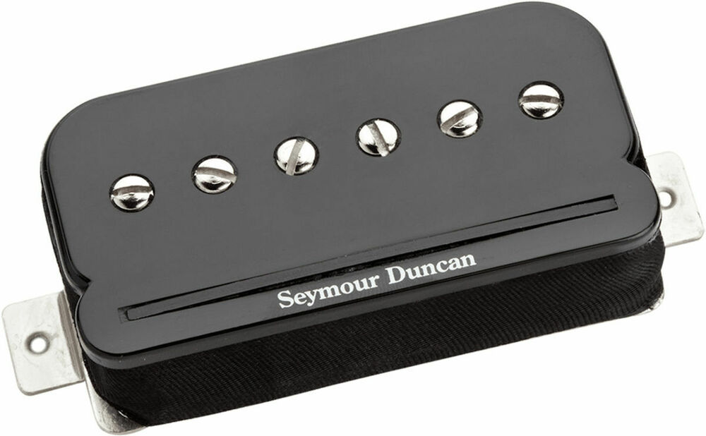 Seymour Duncan Shpr Single Coil Neck Pickup  Black 800315033980
