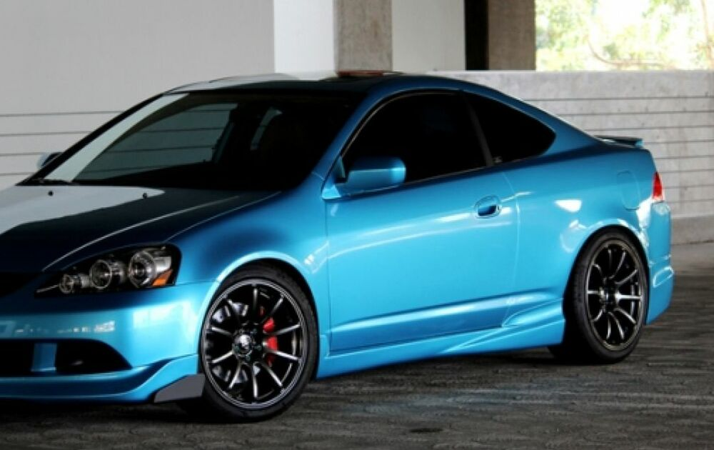 NEW MUGEN STYLE 2002 2003 2004 2005 2006 ACURA RSX SIDE ...