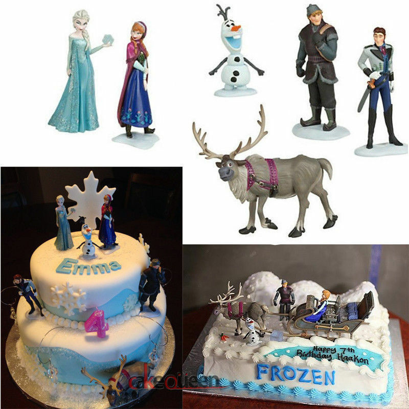 How To Make Edible Cake Topper Figures
