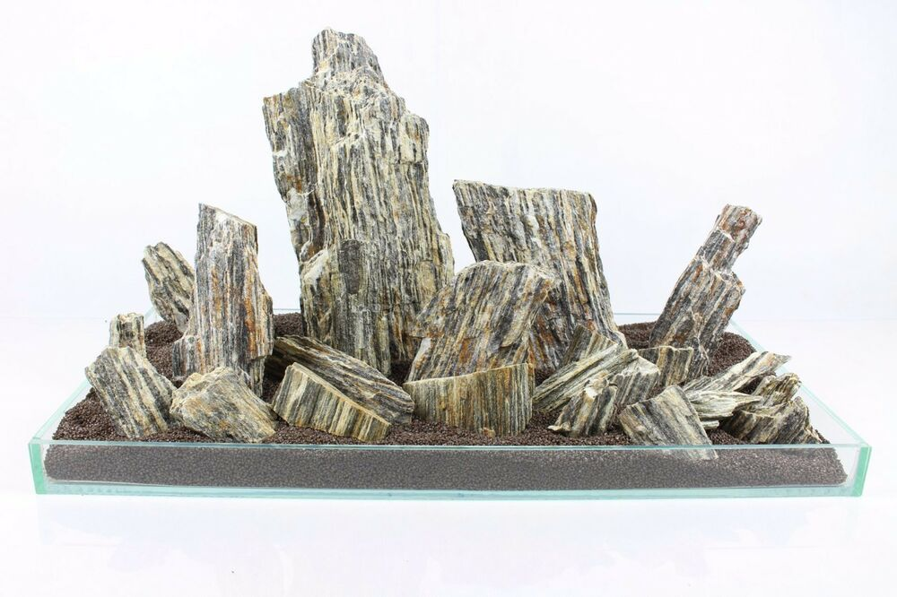 10 kg natural wood stone for an aquarium aquascaping for Aquarium stone decoration
