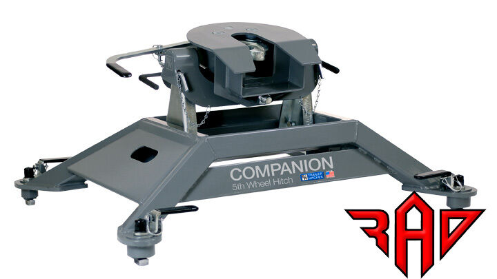 B Amp W Rvk3600 Companion Oem Fifth 5th Wheel Hitch For Ram