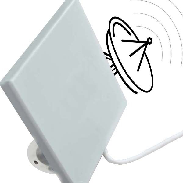 Directional WiFi Extender Antenna Panel 2.4 GHz 14dbi High