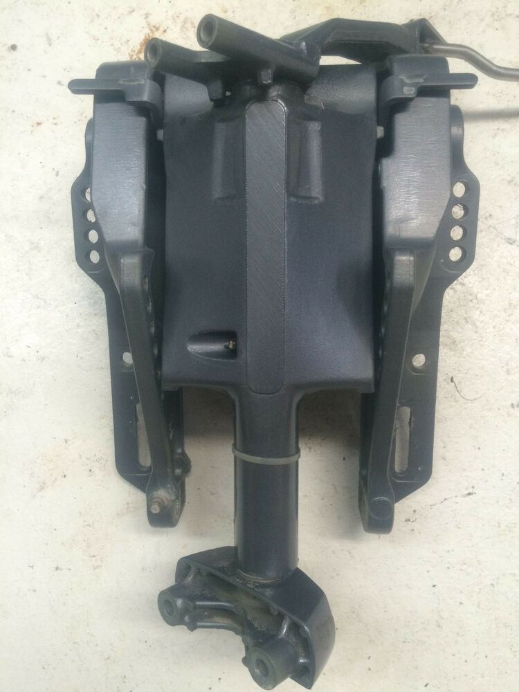 1996 yamaha f 50 hp 4 stroke outboard swivel bracket motor for Boat motors for sale mn