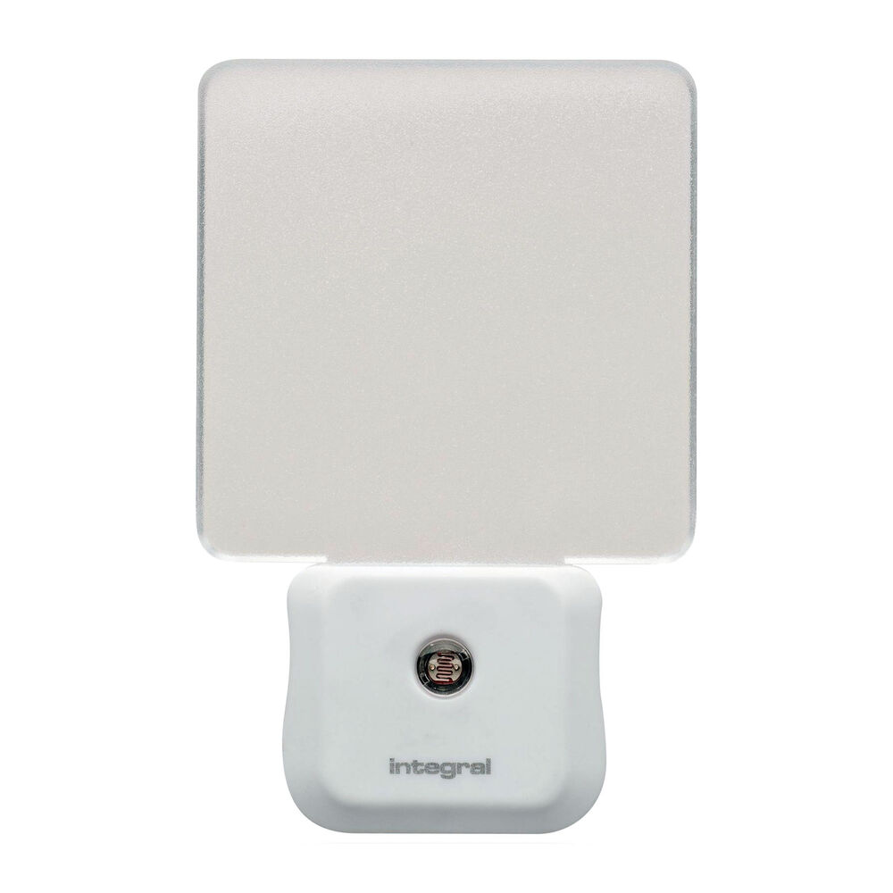 2x Led Night Light Automatic Dusk To Dawn Sensor For: Automatic Plug In LED Night Light Low Energy Baby Security