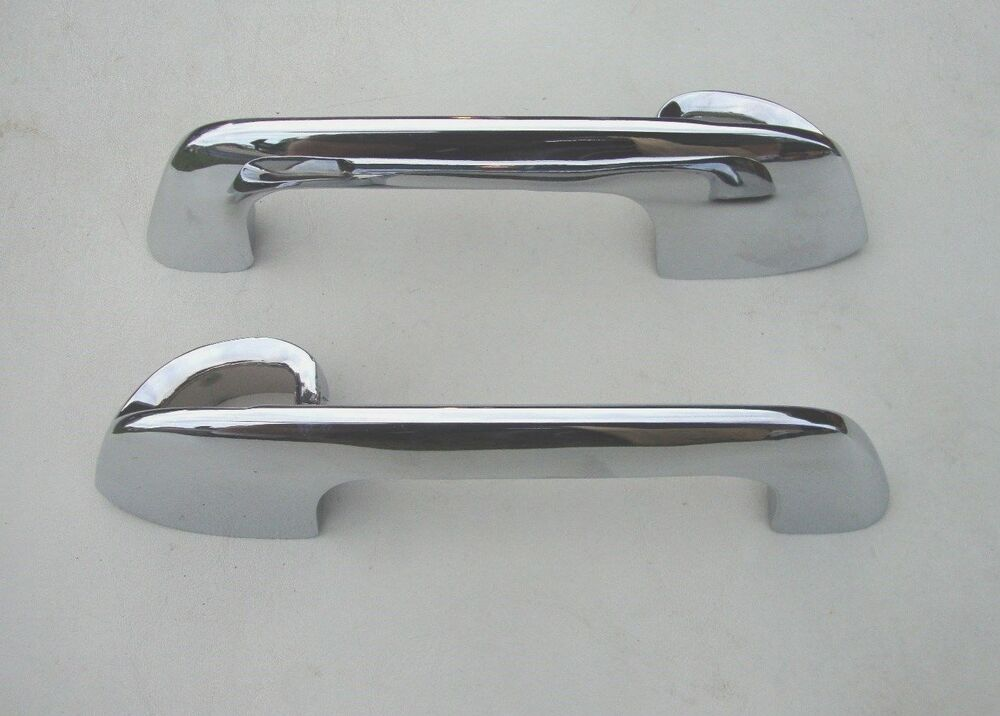 1957 1958 57 58 Ford Car Outside Door Handles Right Left New Ebay