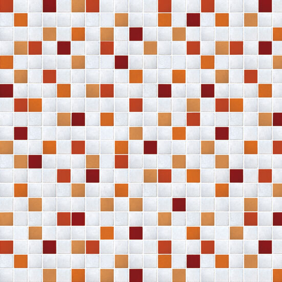 Tile effect wallpaper pattern vinyl wall covering home for Wallpaper rolls home depot
