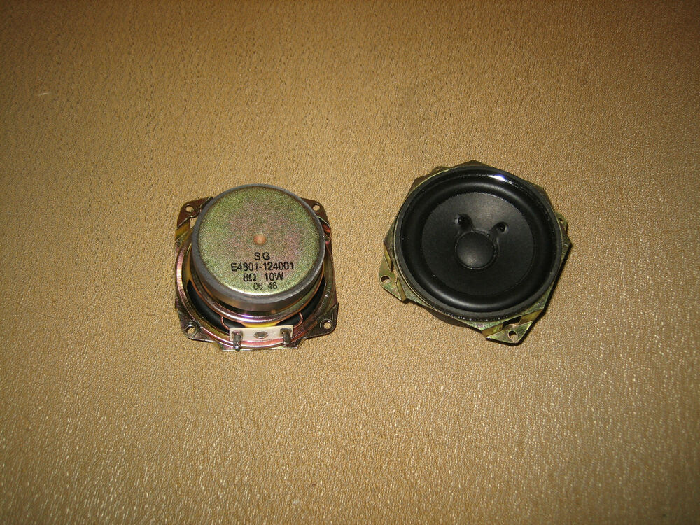 ilo speaker set 8 ohms 10w e4801 124001 from model lct32ha36 ebay