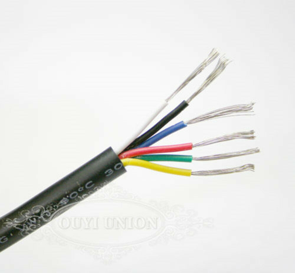 Flexible Power Cable : New multicore core flexible cable small power points