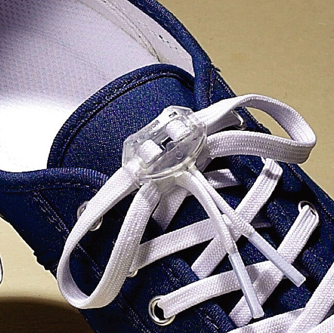 How To Lace A  Hole Shoe