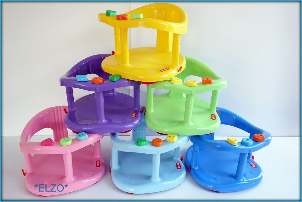 new baby bath ring tub seat for infant kids anti slip 6