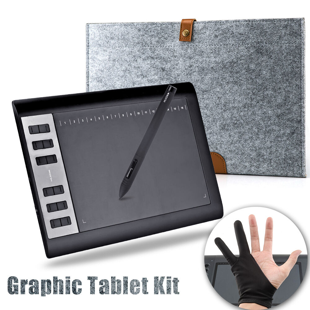 how to clean drawing tablets