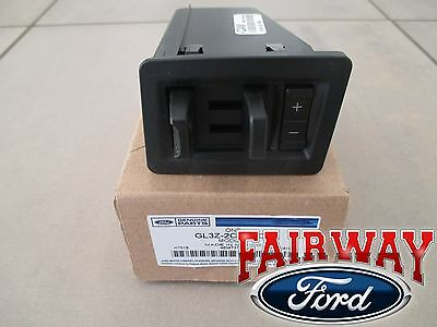 15 thru 17 F-150 OEM Genuine Ford Parts In-Dash Trailer Brake Controller Module
