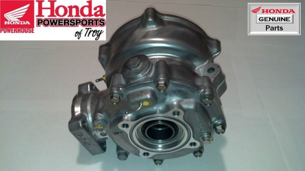 Honda Recon For Sale >> NEW GENUINE OEM 08-14 HONDA TRX 250 RECON REAR FINAL GEAR DIFFERENTIAL ASSEMBLY | eBay