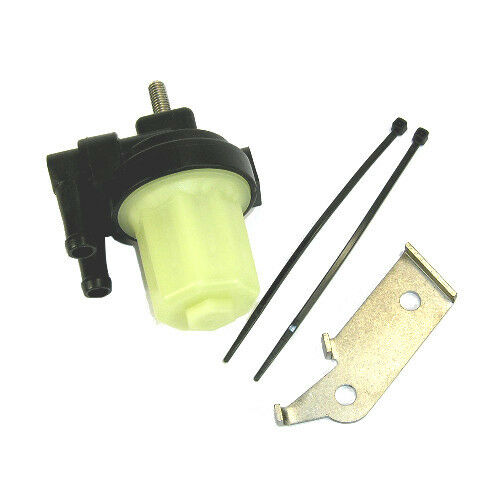 genuine mercury mariner outboard bowl type fuel filter