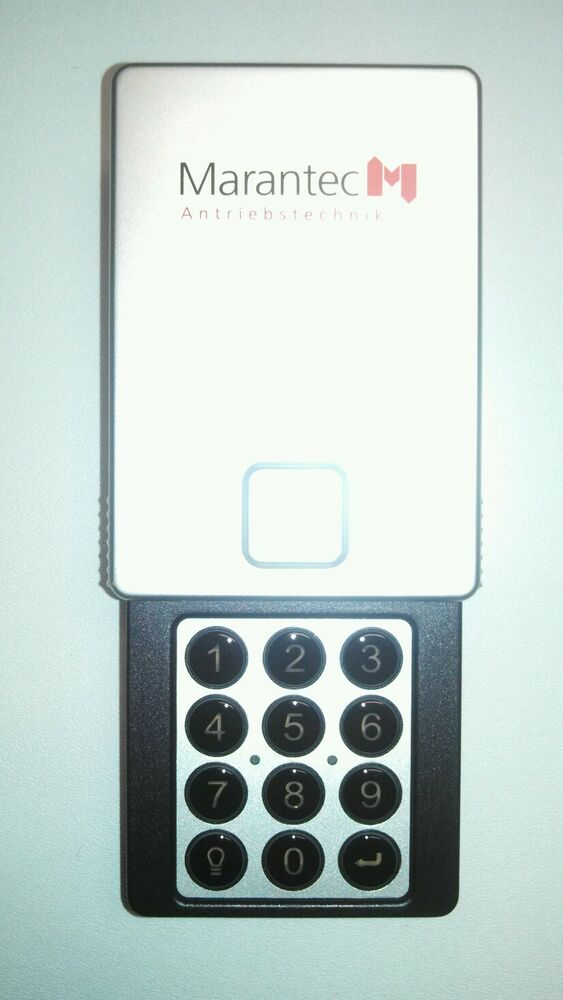 Marantec Universal Remote Systems Tap Timer Instructions