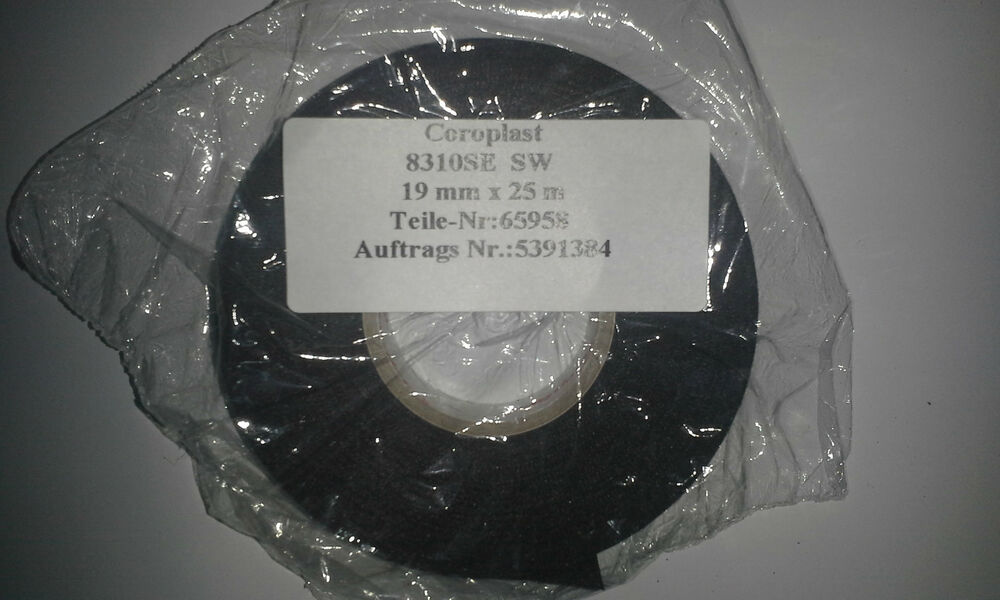 s-l1000 Wire Harness Tape Coroplast on for automotive, wrapping machine for,