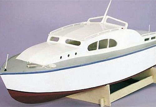 RC Controls for Model Boats
