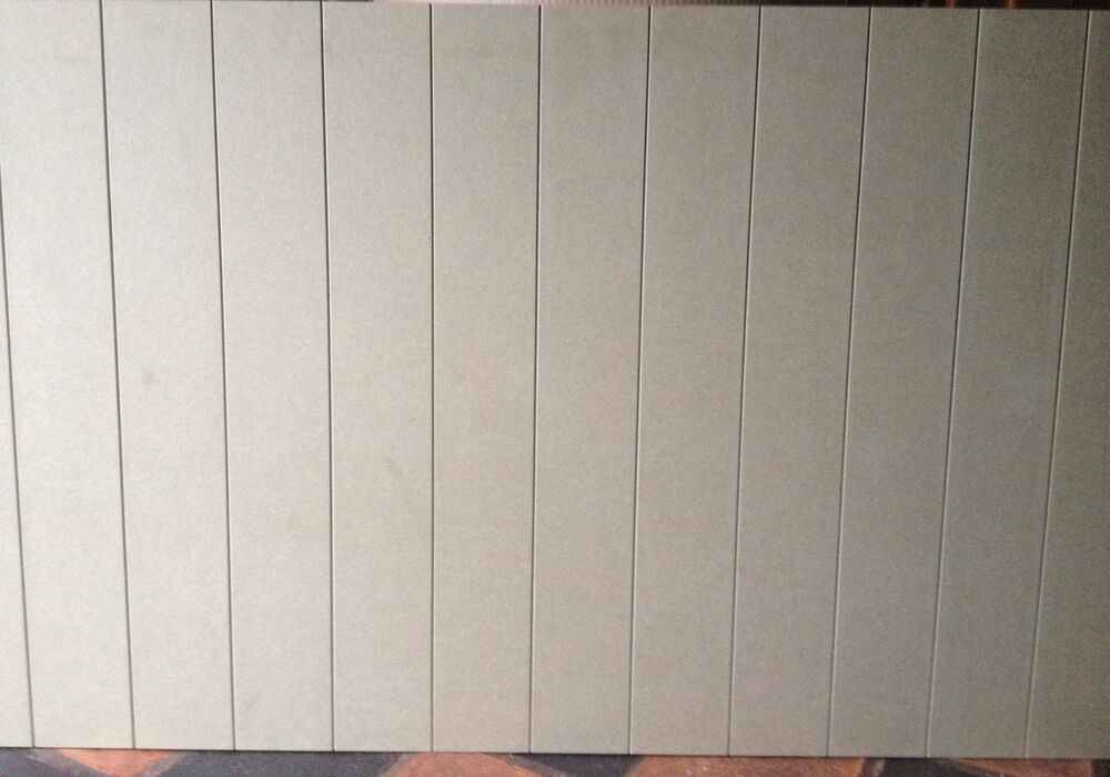 Diy Mdf Wood Wall Panelling Panels Pack Cladding Tongue And Groove Ebay