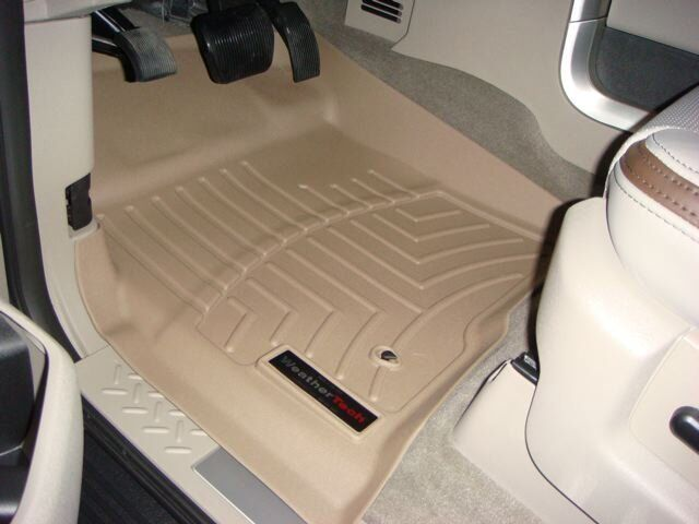 Weathertech Floor Mats Floorliner Ford Excursion 2000 2005