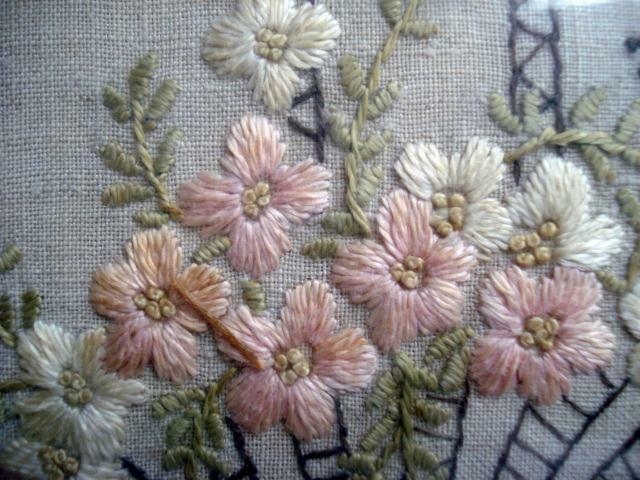 Tufted embroidery Etsy