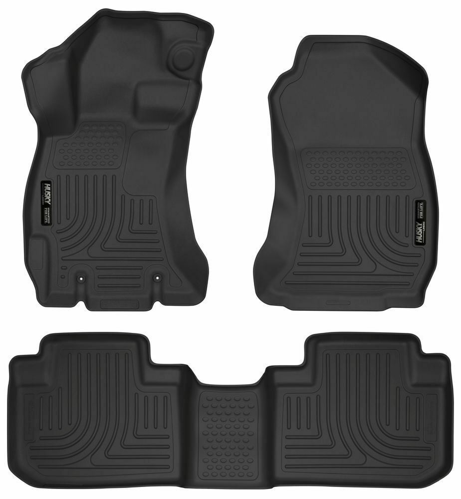 weathertech digitalfit floorliner subaru forester 2014. Black Bedroom Furniture Sets. Home Design Ideas