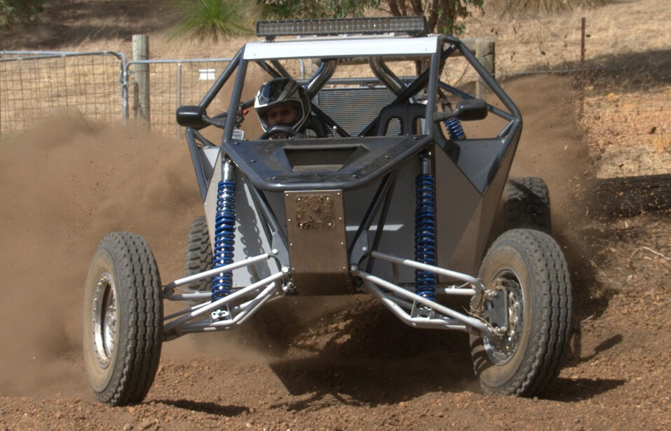 X2 Offroad Mini Dune Buggy Sandrail Two Seat Plans On