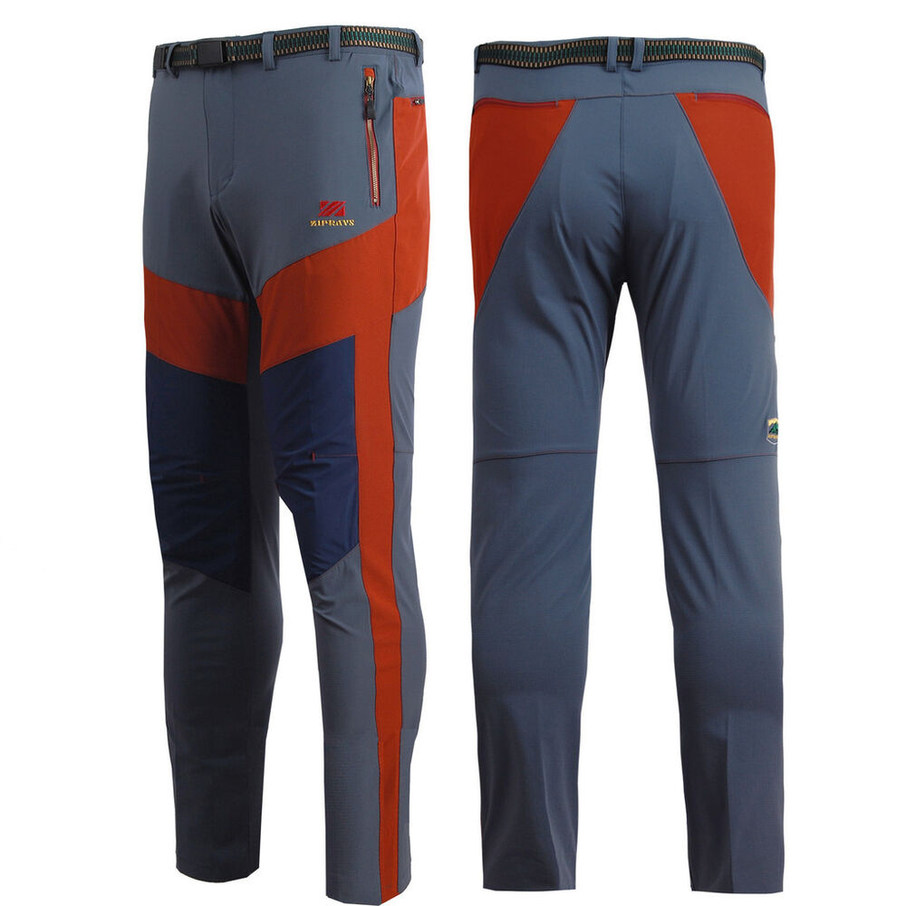 2014 mens sports outdoor hiking clothing trousers cing