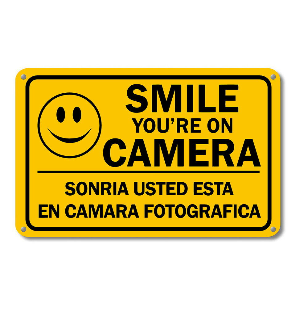 smile youre on camera essay Free essay: cameras in schools surveillance in schools has become more   essay about advancement of camera  smile, you're on candid camera.