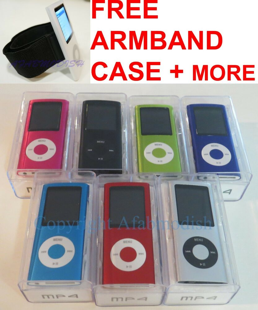 16gb 32gb mp3 mp4 player 18quot screen fm radio games movies