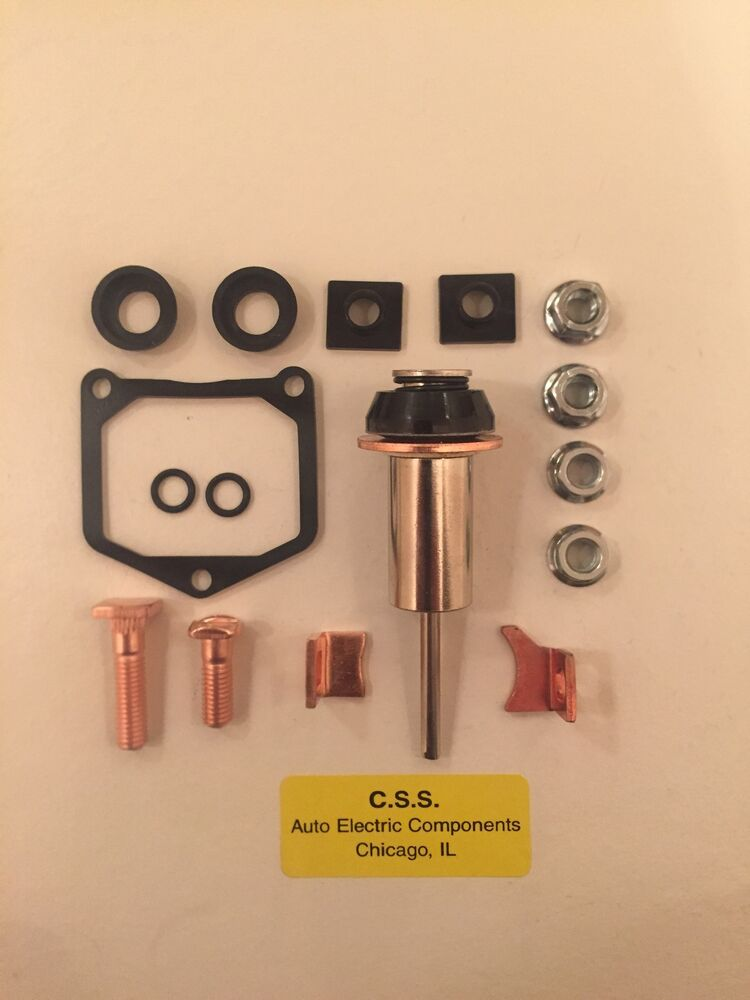 Town And Country Honda >> DENSO STARTER SOLENOID REBUILD KIT CARAVAN TOWN&COUNTRY 228000-0470, 228000-0471 | eBay