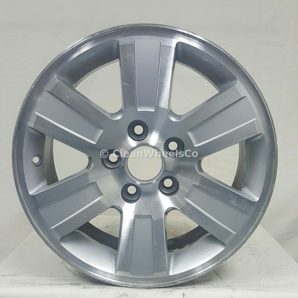 100b Used Aluminum Wheel 2006 Ford Explorer 16x7 Ebay
