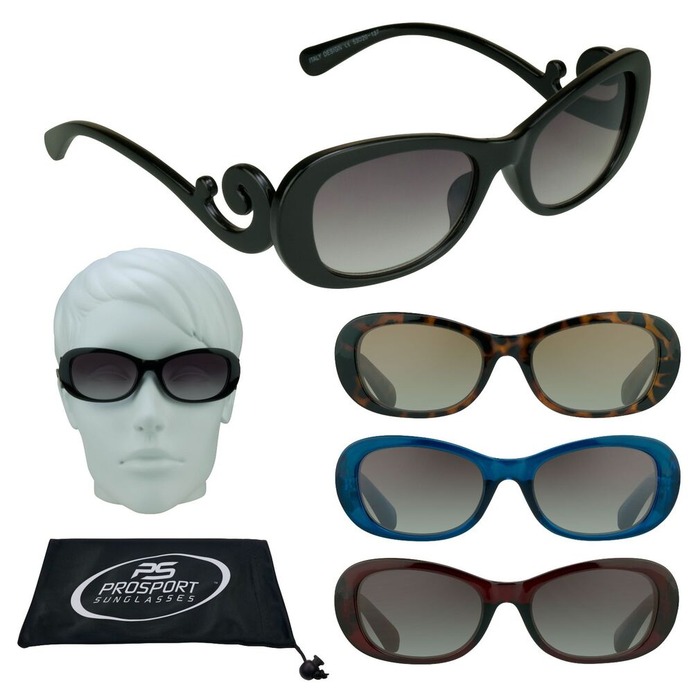 7bdc814e6b4d Details about Womens Designer Tinted Sun Readers Swirl Arms Computer Reading  Sunglasses 1.0 4