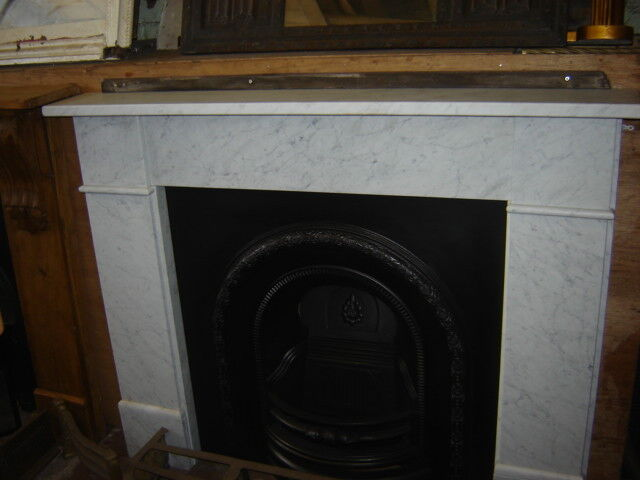 how to clean marble fire surround