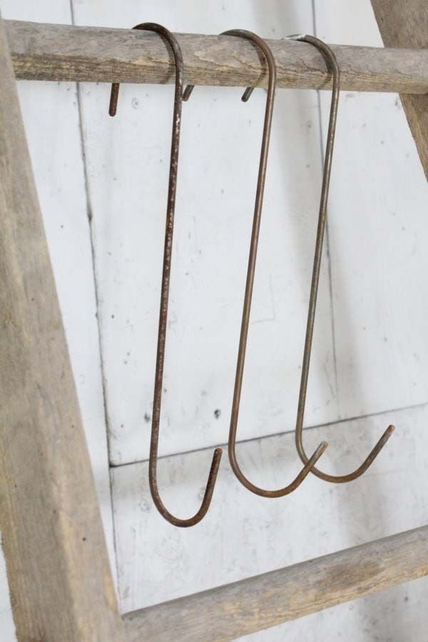 3 Long 12 Metal Hooks For Hanging All Your Pots Lighting