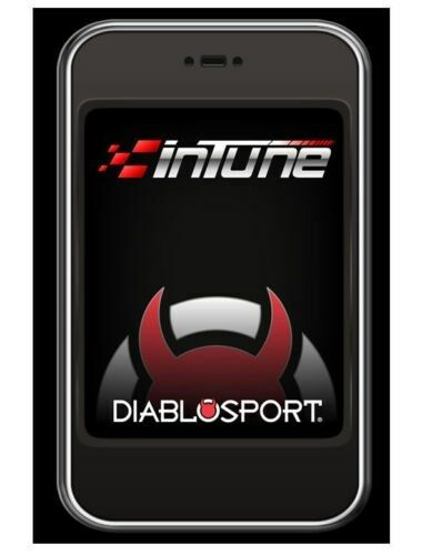 Diablosport Intune Programmer Color Touch Screen I1000