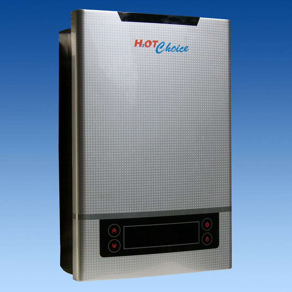 New On Demand 27kw Electric Tankless Water Heater Ebay