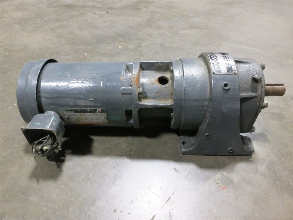 Reliance Electric P56h1440n Motor Frame Fc56c 3 Phase 1