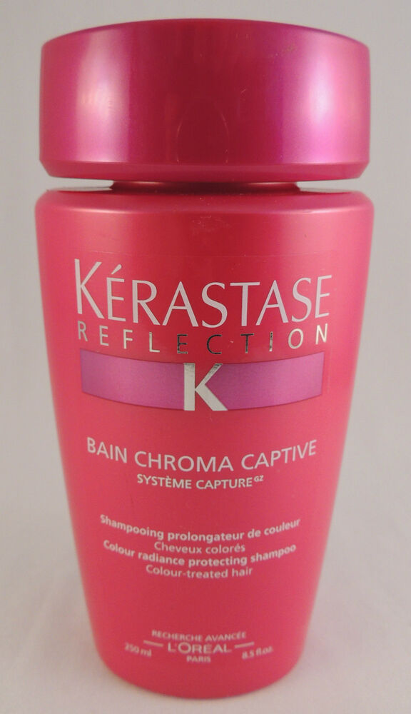 Kerastase reflection k bain chroma captive colour radiance for Kerastase reflection bain miroir 2 shampoo