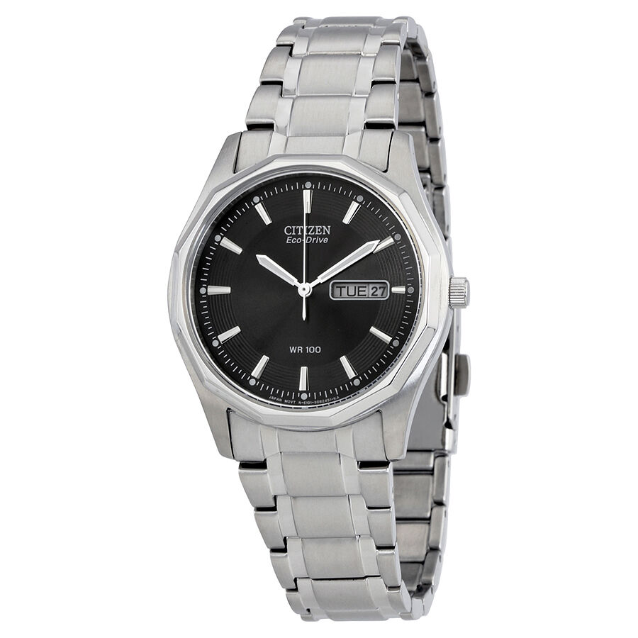 Citizen Eco Drive WR100 Sport Mens Watch BM8430 59E 013205082290