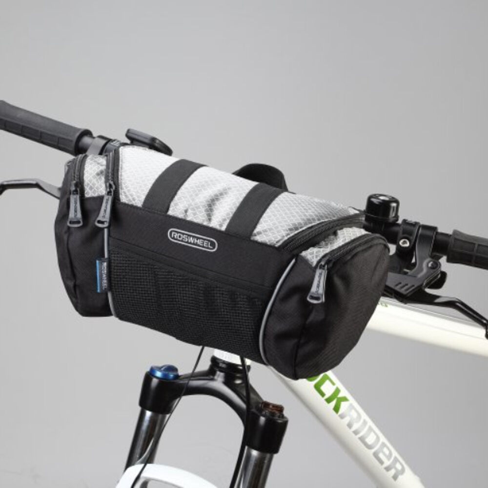 MTB CYCLING BIKE BICYCLE SADDLE BAG WEDGE PHONE REAR BACK SEAT POUCH PANNIER