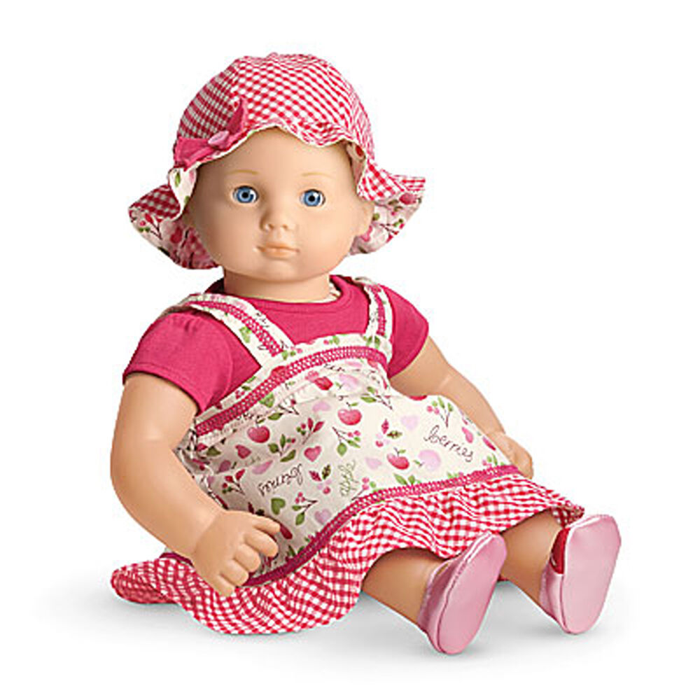 American Girl BITTY BABY PRETTY PICNIC OUTFIT for Baby ...