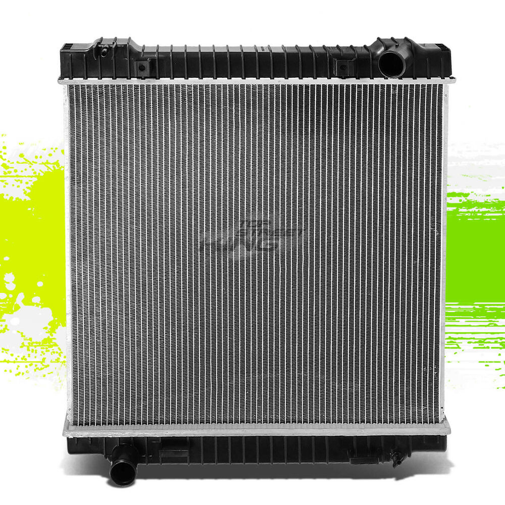 how to change the radiator in a 2007 f350