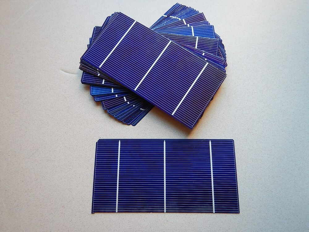 High Efficiency 3x6 Solar Cells for DIY Solar Panels Great Price Ships ...