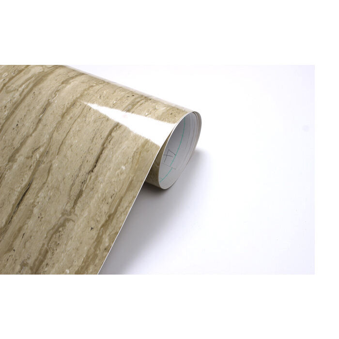 Granite Peel And Stick Sheets : M faux granite look marble effect counter top self