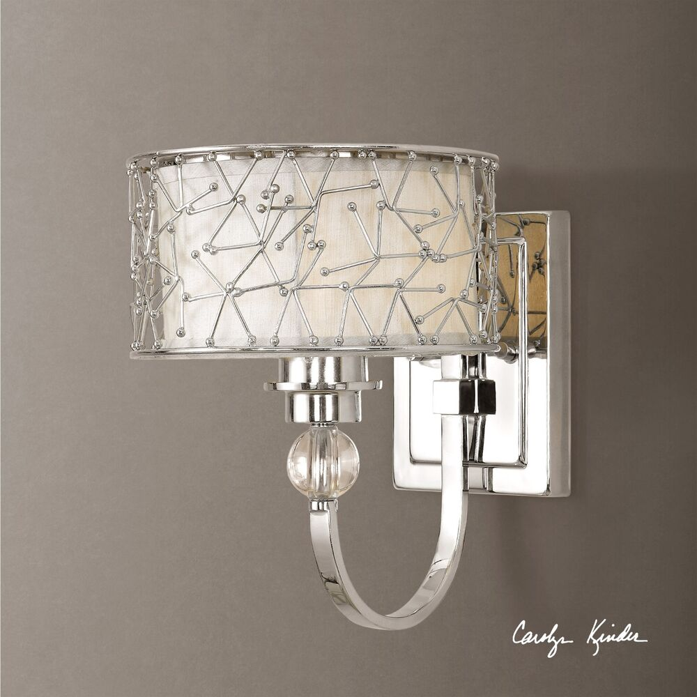 Crystal Wall Lamp Shades : 11