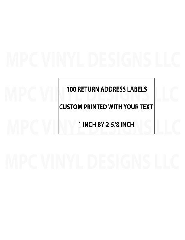 See and discover other items: personalized label, personalized labels, personalized name stickers, printed labels, product sticker labels, return address labels roll There's a Reviews: K.