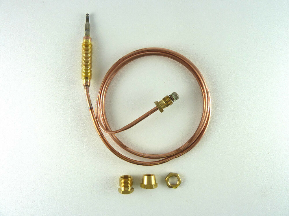 GAS FIRE UNIVERSAL THERMOCOUPLE FITS BAXI VALOR ETC