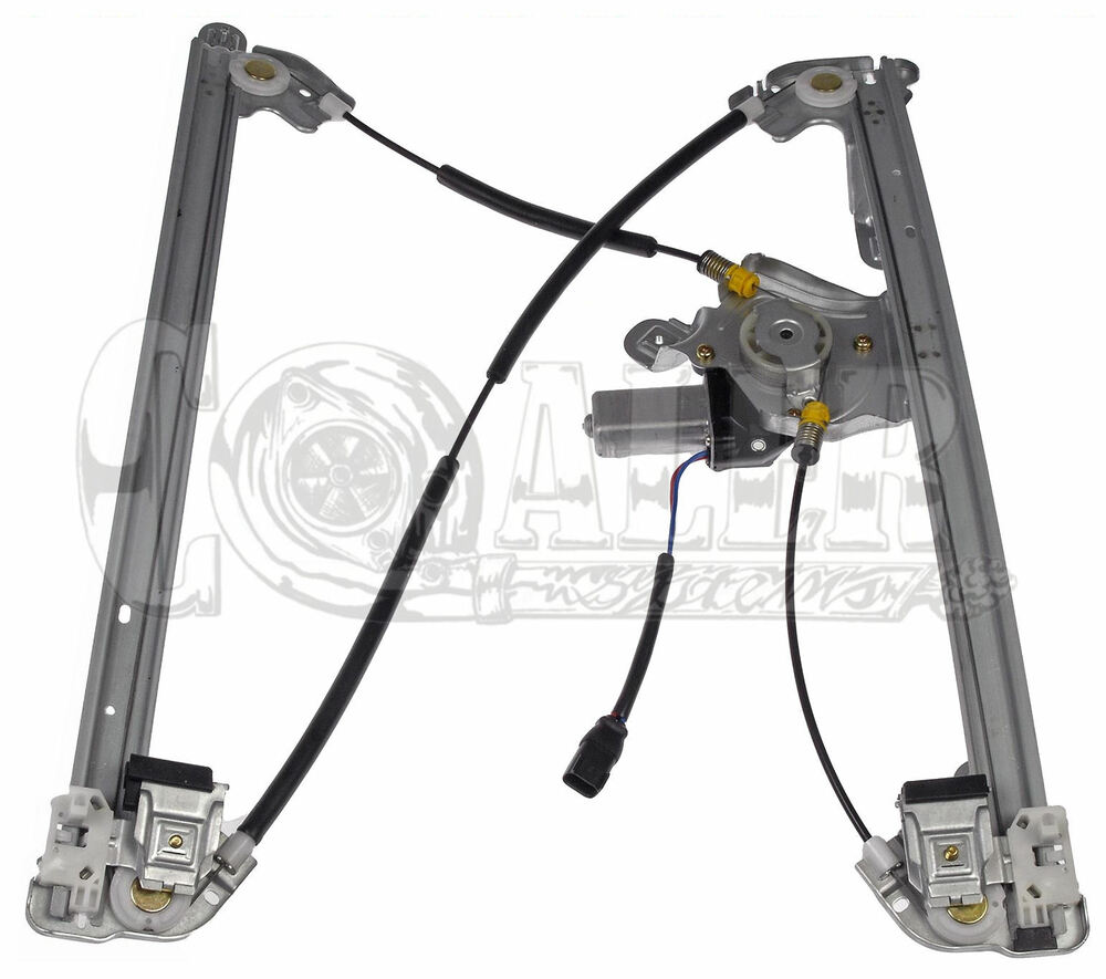 Front window regulators right power rh with motor f150 for 04 f150 window regulator replacement