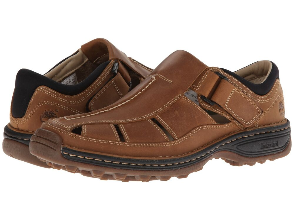 Men S Shoes Timberland Altamont Fisherman Leather Sandal